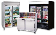 Bel-Air Refrigeration Cases, cooler and display case